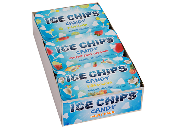 ICE CHIPS® Party Pack